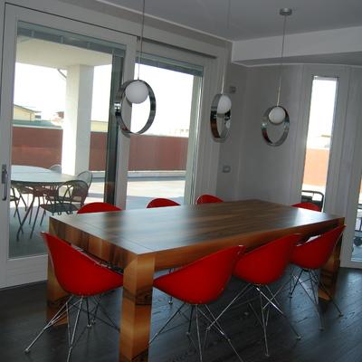 Zona pranzo - Privata abitazione (Bergamo)