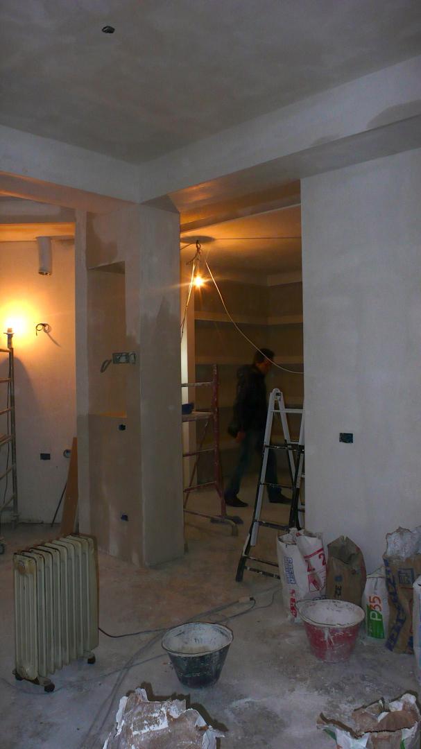 Ristrutturazione Appartamento Roma, Monte Verde