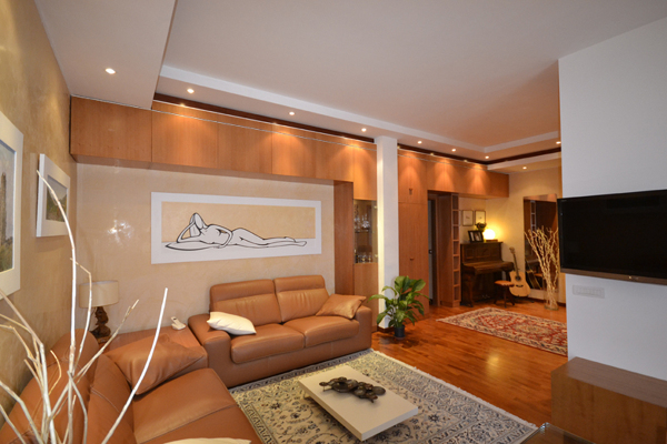 Foto ristrutturazione di essegi societa 39 cooperativa for Foto di appartamenti arredati