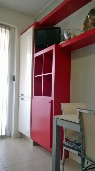Foto: Parete Attrezzata In Cucina di Progetta & Ristruttura #394728 ...