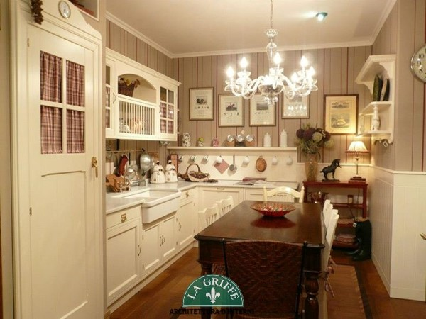 Foto: Cucina Old England di La Griffe Arredamenti #414623 ...