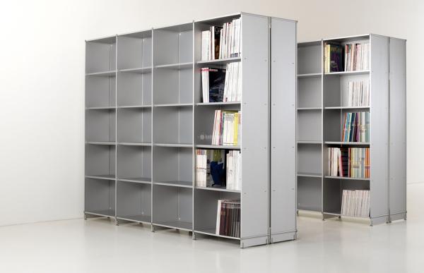 Foto: mobili librerie mobili componibili di fitting #4175