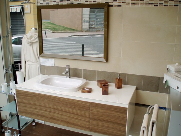 Foto: ampia scelta di mobili bagno esposti di 3g snc #66760