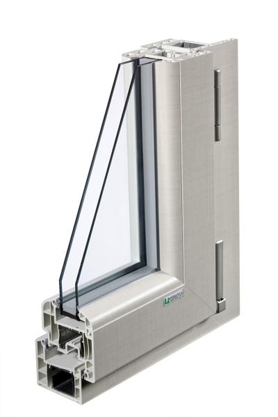 Foto angolo finestra pvc di rigato infissi pvc e alluminio 154319 habitissimo - La finestra biz ...
