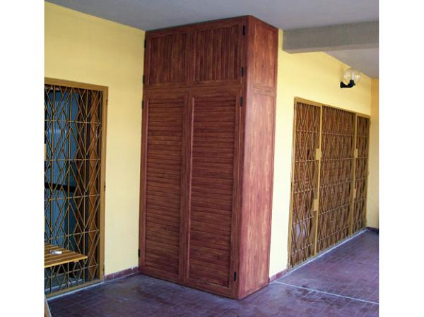 Foto armadio dispensa di zizzo infissi e serramenti - Armadio balcone ikea ...