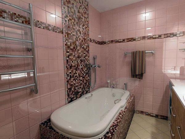 Rivestimento Vasca Da Bagno Genova : Foto: bagno padronale realizzato con alzata completamente
