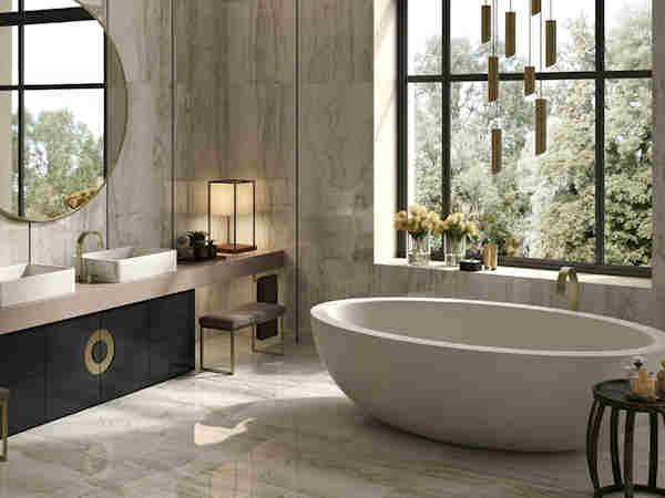 Foto rifacimento bagno di design di edil tabai 526149 - Prezzi rifacimento bagno ...