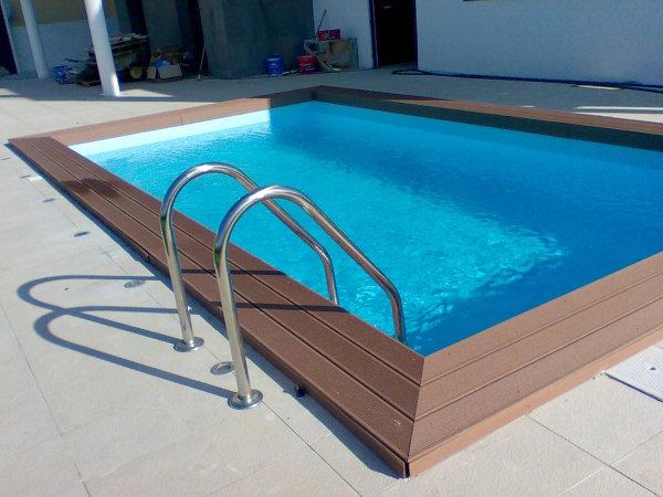 Foto bordo piscina di parquettando 153434 habitissimo - Bordo piscina prezzi ...