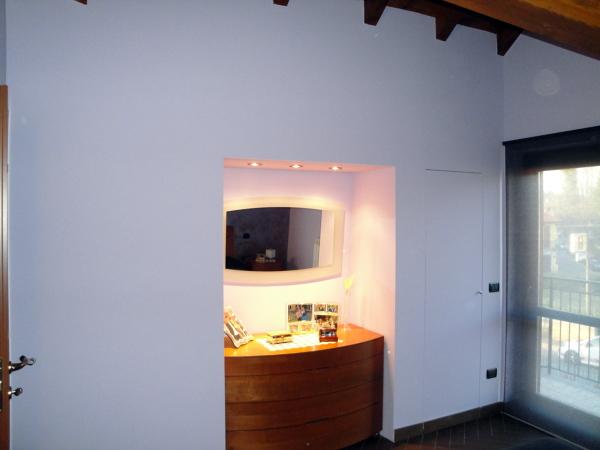 Cartongesso Porte Cabina Armadio : Foto cabina armadio in cartongesso di ab color di claudio