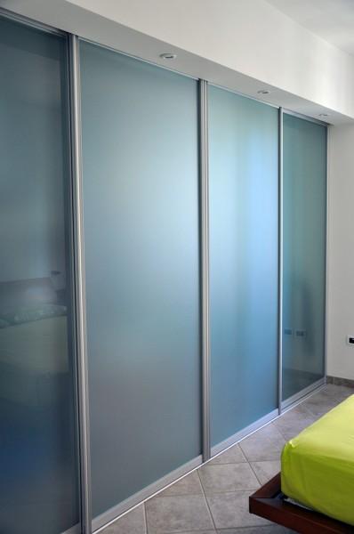 Foto cabina armadio vetro de mazzoli porte vetro 60970 - Porte cabina armadio prezzi ...