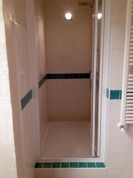 Foto cabina doccia in muratura di ad sistem di alessandro d 39 angeli 157785 habitissimo - Cabina doccia muratura ...