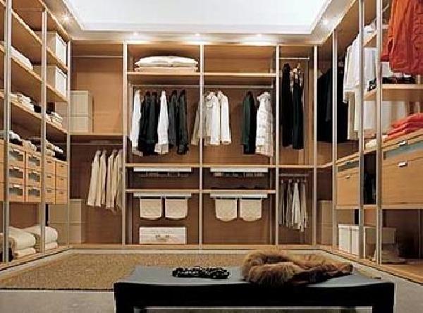 Foto cabine armadio de falegnameria ambrosio 42890 - Foto cabine armadio ...