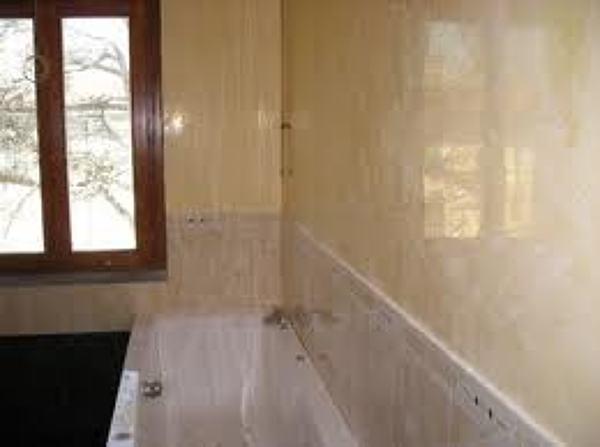 Bagni In Marmorino : Foto: calce rasata effetto marmorino di tm dipinture #190603