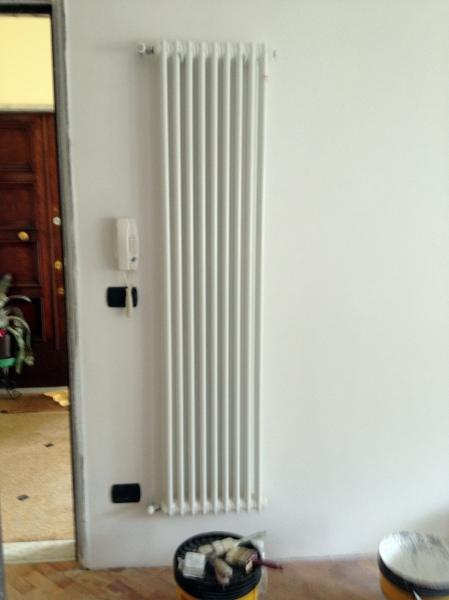 Foto caloriferi di arredo di zappino costruzioni 157329 for Caloriferi da arredamento