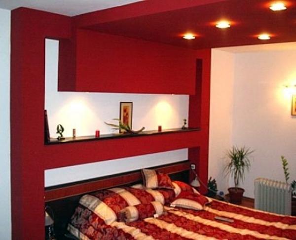 Foto camera da letto in cartongesso di crea styl 132043 for Crea la tua camera da letto