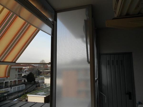 Tende Veranda Balcone : Foto chiusura completa balcone con tenda veranda doppio