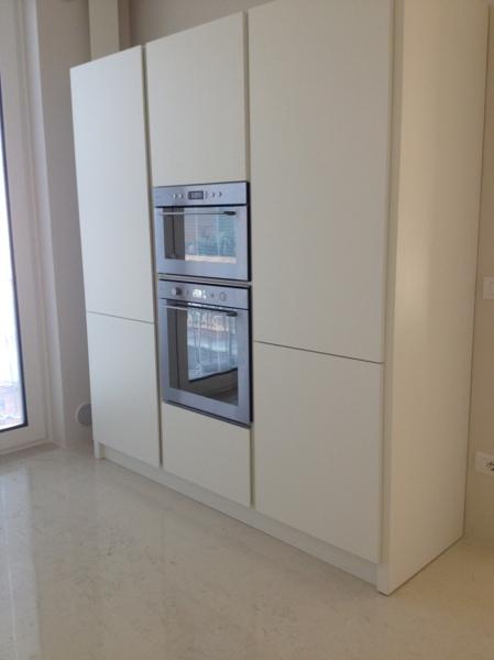 Cucine Lube A Cagliari : Foto colonna frigo e forno di caporali moreno