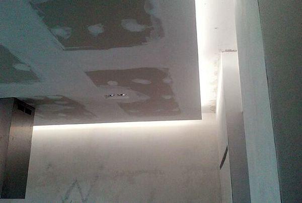 foto controsoffitto sospeso di controsoffitti grazioli