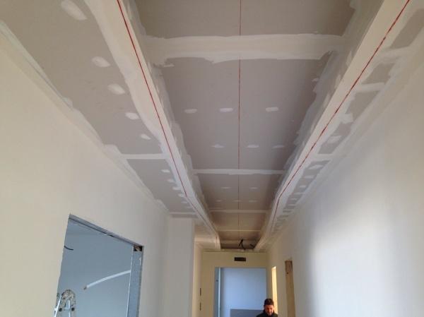 Parete Attrezzata In Corridoio : Foto corridoio di italcartongessi  habitissimo