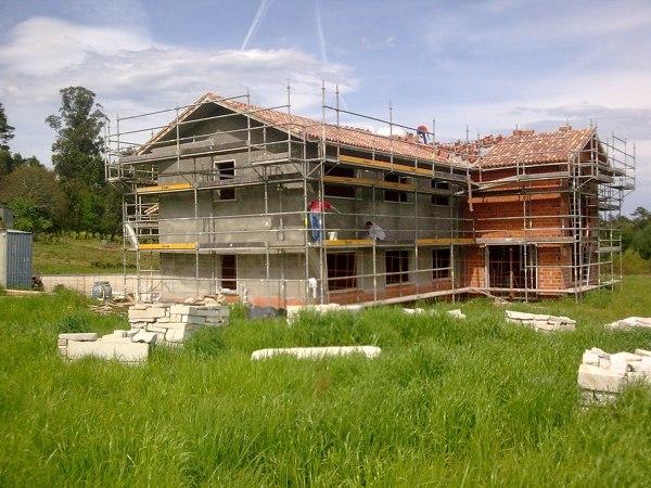 Foto costruzione casa di vincenzo fiorentino 179543 for Casa di costruzione personalizzata