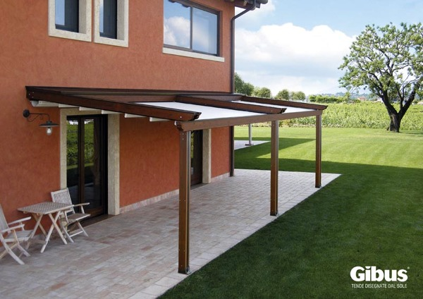 Foto country med elite gibus di steel wood outdoor 52447 for Gibus prezzi