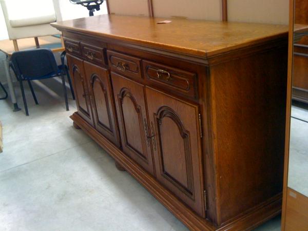 Foto credenza usata sgomberi mobili di massimo sculco for Cerco cucina componibile