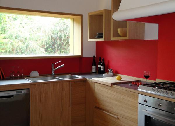 Foto: Cucina con Vista sul Verde di Studio Di Architettura ...
