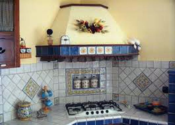 Foto cucina in muratura di sarda restauri edili 150245 - Cucina angolo cottura in muratura ...