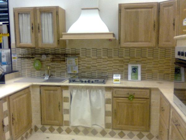 Foto cucine in muratura di ristrutturazioni edili dipinture tetti e gazebi in legno 52228 - Cucine in muratura prefabbricate prezzi ...