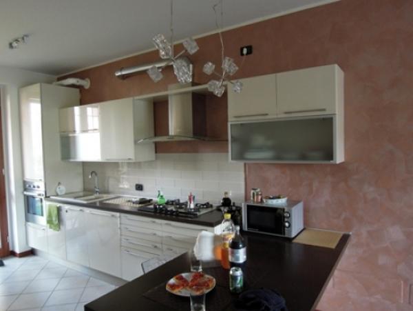 Foto decorazione a pennello di msc decorazioni 128981 - Decorazioni pareti cucina ...