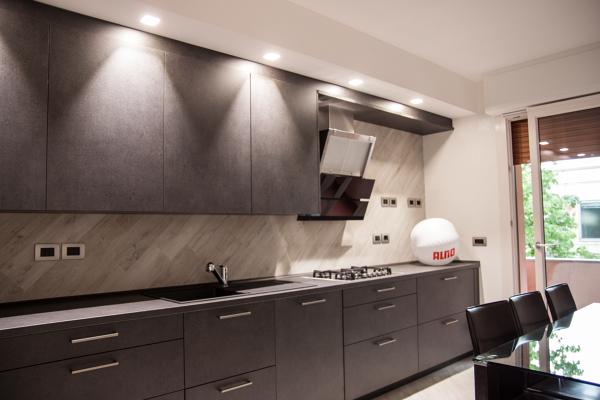 Foto: Design e Illuminazione Cucina di Caon Nuovi Geometri ...