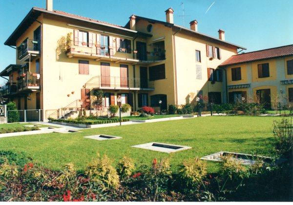 Foto edificio in renate di ice fumagalli 313144 for Fumagalli case prefabbricate prezzi
