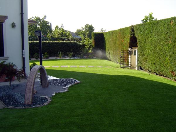 Foto erba sintetica confort di decorex disegno e - Erba sintetica da giardino ...