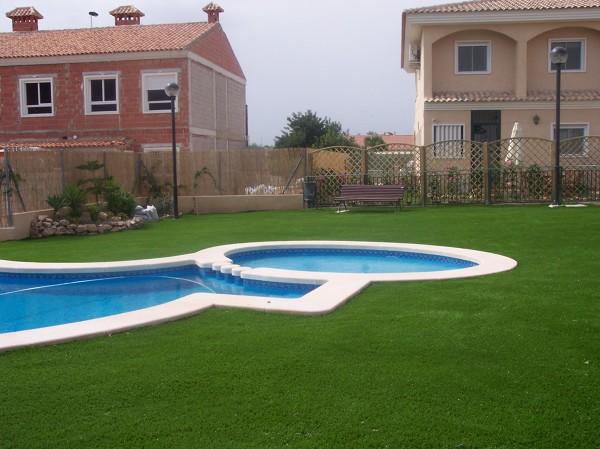 Foto erba sintetica per bordo piscina di m ideas 172097 habitissimo - Bordo piscina prezzi ...