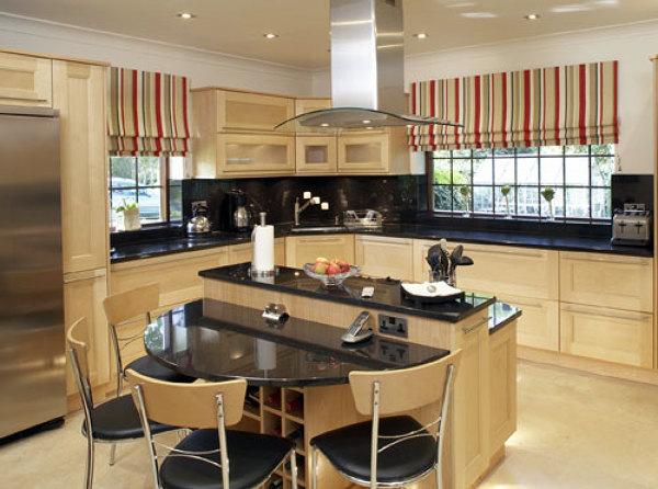 Foto esempio cucina anta telaio su misura de falegnameria - Ancona cocinas ...