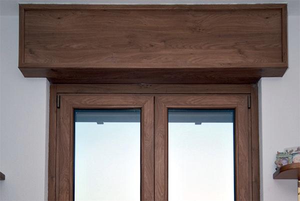 Tende Per Finestra Con Cassonetto : Foto: finestra con cassonetto di effe erre di frigo pierpaolo #91095