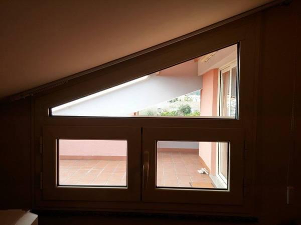 Foto finestra in alluminio taglio termico con vetro a - Finestra a taglio termico ...