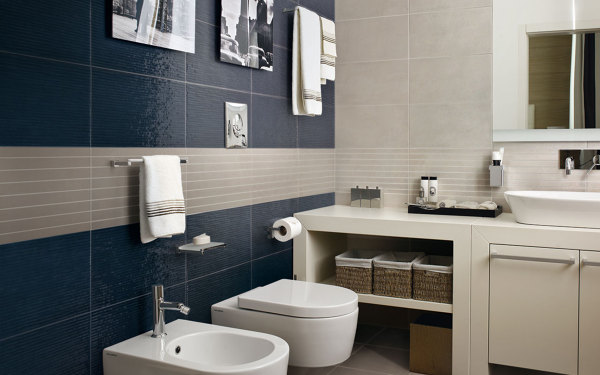 Foto la praticit in pochi metri quadri di allecta casa 281923 habitissimo for Foto rivestimenti bagno