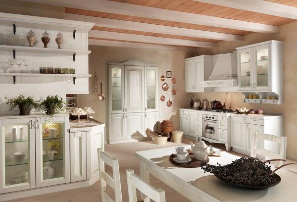 Foto cucina provenzale di ingrosso mobili 371472 for Ingrosso oggettistica cucina