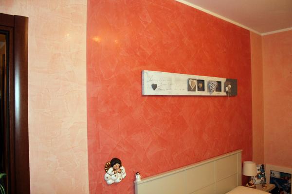 Foto grassello di calce rosa con testata letto di altro for Grassello di calce spatolato