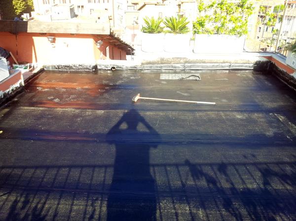 Foto: Guaina Terrazzo Calpestabile di Cama Impianti #149640 ...