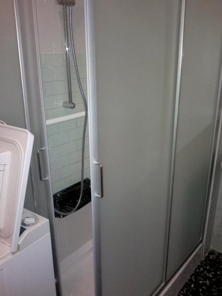 Foto il nuovo box doccia marca samo di idealnova 117250 for Foto box doccia