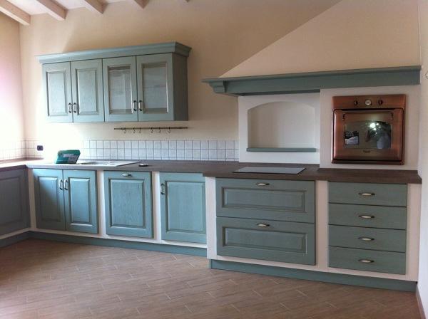 La Cucina Componibile Classica : Foto cucina componibile classica in muratura di i
