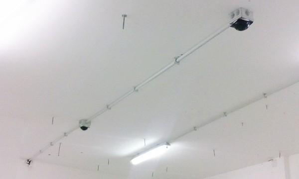 Foto impianto elettrico e impianto antincendio in for Punto luce bari