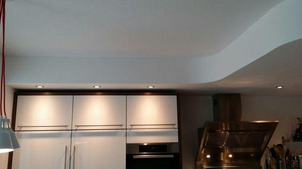 Foto controsoffitti curvo con faretti di lattonieri friuli s n c
