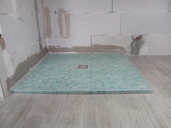 Piatto doccia mosaico bagno with piatto doccia mosaico altre