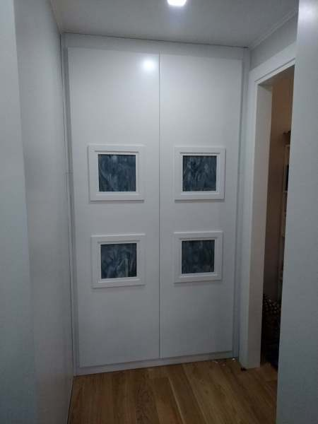Armadi Guardaroba A Muro.Foto Armadio Guardaroba A Muro Di Falegnameria Todini Claudio 715366 Habitissimo