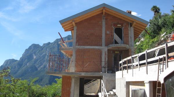 Foto costruzione casa civile di duebi srl 280009 for Costo di costruzione casa
