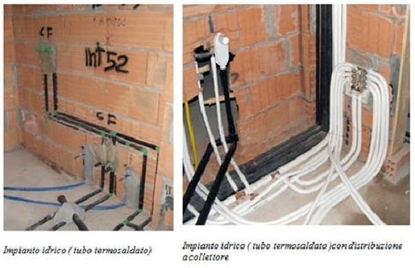 Foto: Impianti Idrico - Sanitari di Nuova Generazione e Tradizionali. Per Uso Civile ...