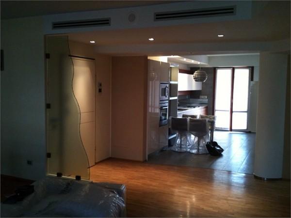 Foto impianto di climatizzazione canalizzato finito 2 di for Impianto climatizzazione